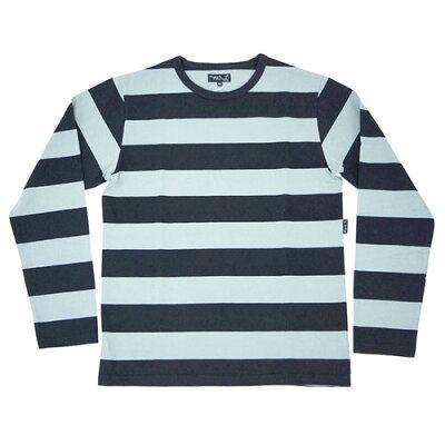 アニエスベーのボーダーTシャツ