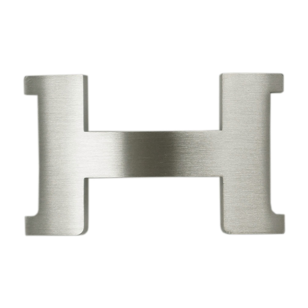 HERMES 42mm belt buckle H064547CB86 HERMES CONST...