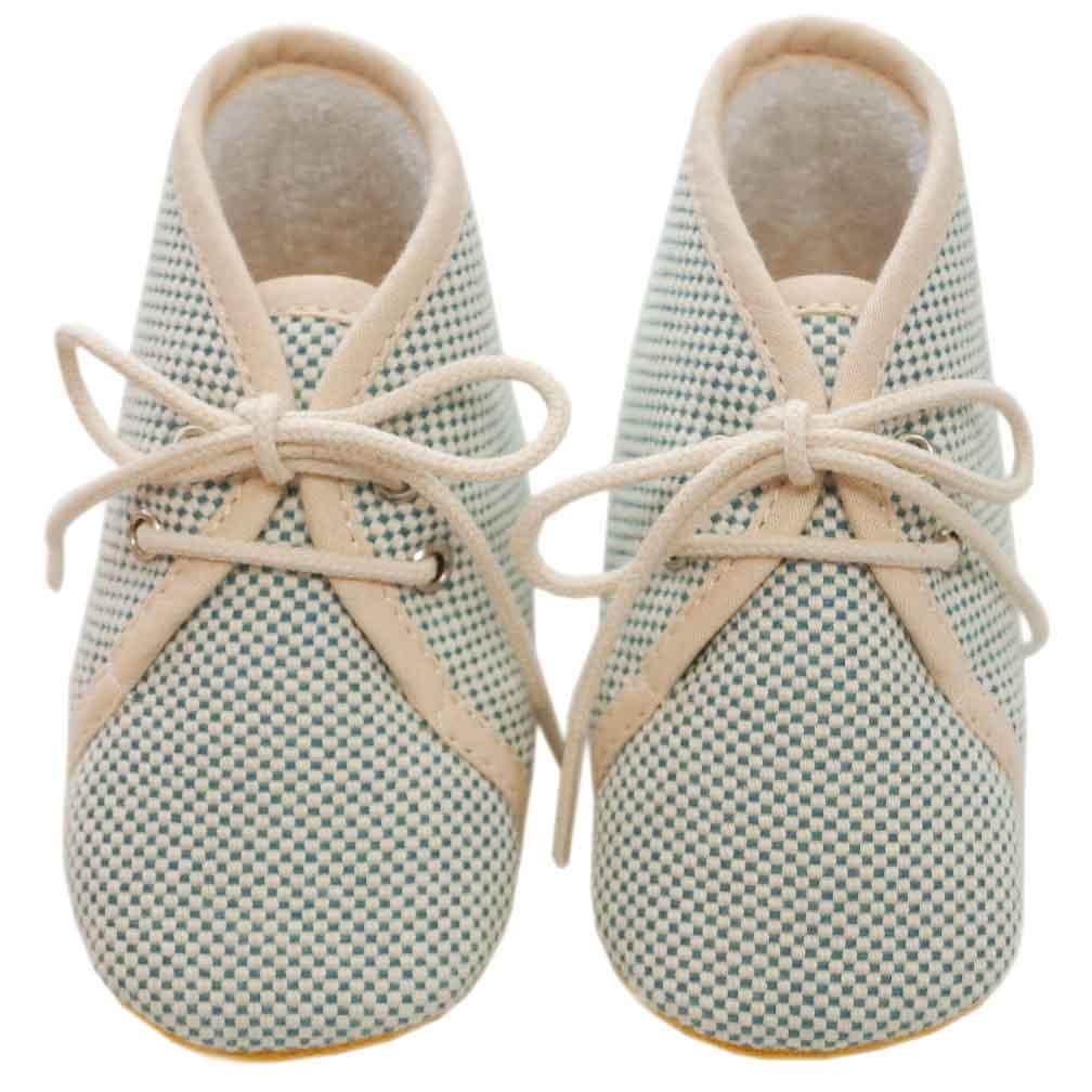 靴, ファーストシューズ  H102633M02 HERMES 100 18