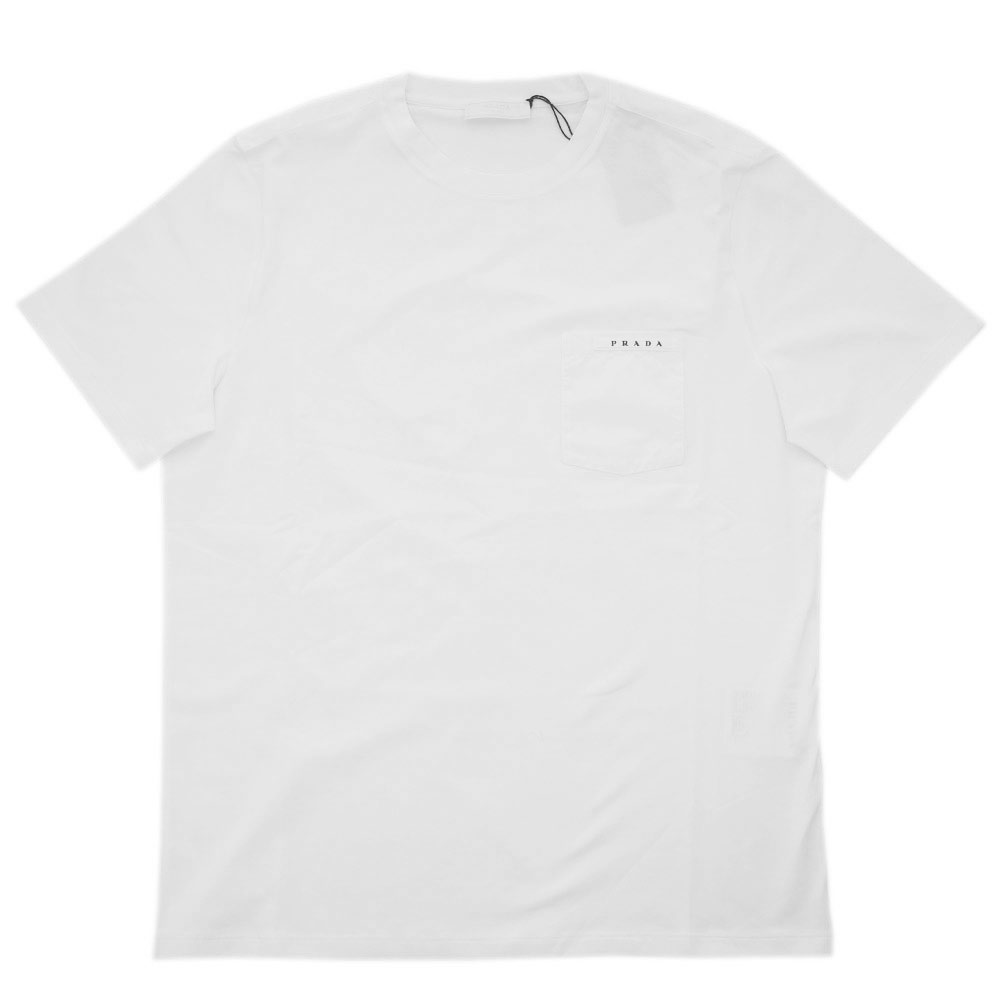 トップス, Tシャツ・カットソー P9 T SJN250 PRADA BIANCO 5R2611 1:59