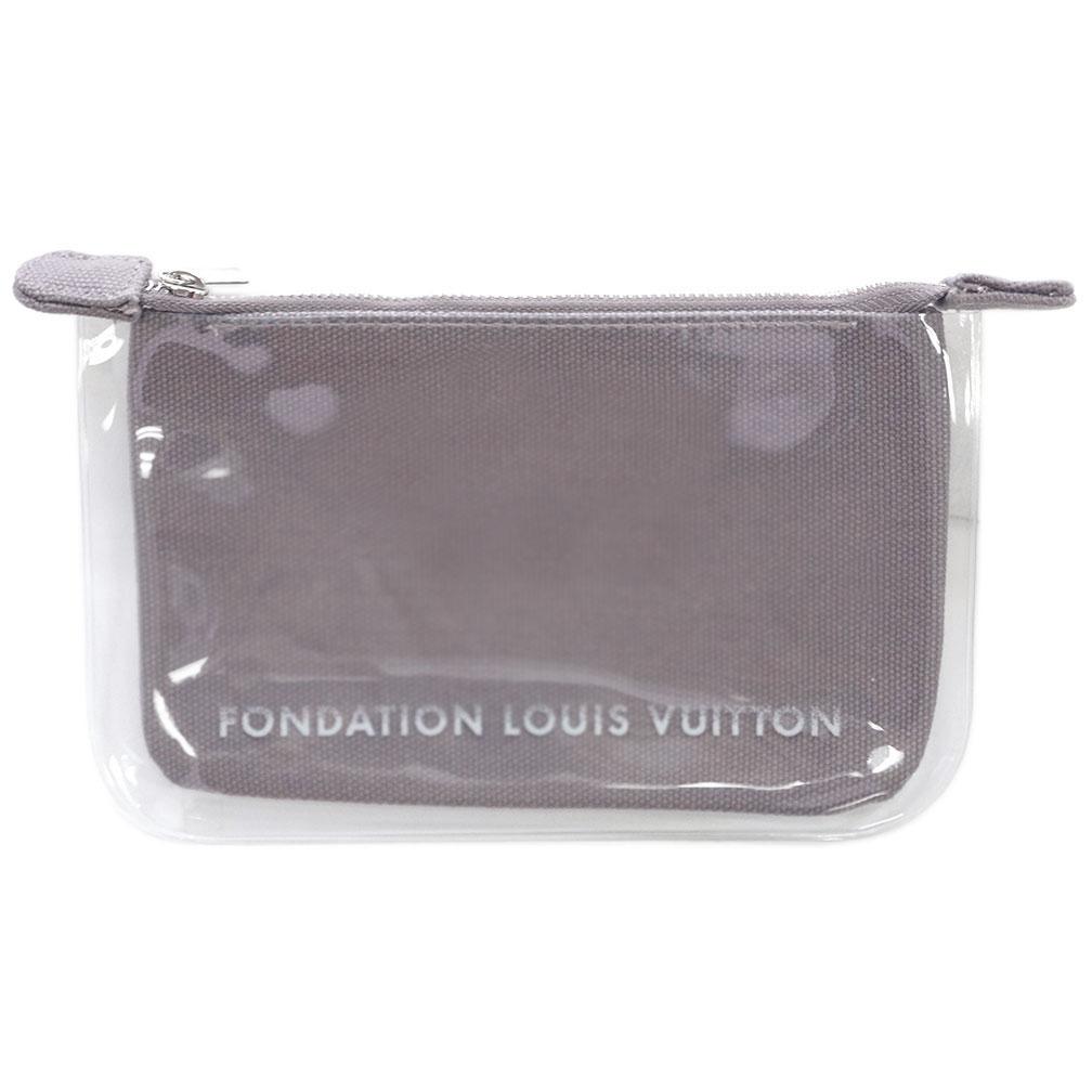 レディースバッグ, 化粧ポーチ 3,000 FONDATION LOUIS VUITTON LV LV-FDP-GYR3731