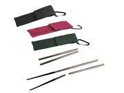 黒檀箸差し込み式携帯お箸