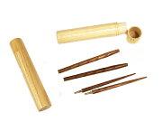 栗の木ねじ式携帯お箸