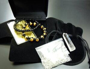 ■感謝の開運セット01/開運ブレスレット 天然石 パワーストーン 送料無料 ギャンブル運 龍神