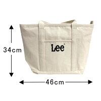 バッグバックbagレディース鞄メンズトートバッグカバンブランドかばんキャンバス無地大きいA4カジュアルleeリーLサイズバッグ0425362QPER60