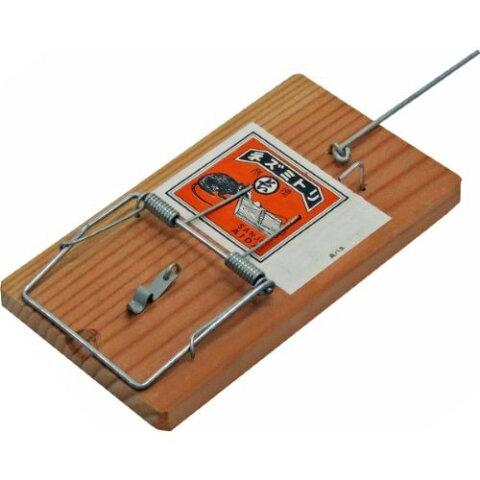 木製 ネズミ取板 1枚 日本製 木 ねずみ捕 ネズミ捕  JAN 4942033222225 ネズミイタ ねずみいた ネズミトリ ねずみ取