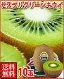 ゼスプリ・グリーンキウイフルーツ10玉