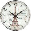 アンドグラッドEuropeanAntiqueWallClock34cm#20248