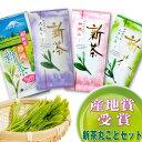 日本茶 お茶『新茶まるごとセット』 『大走り』100g+ 『...
