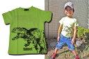 Dinosaur T shirt恐竜半袖Tシャツ ティラノザウルス【デザインTシャツ/半袖Tシャツ/恐竜】