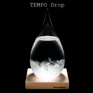 Tempo Drop[テンポ ドロップ]【送料無料】Tempo Drop ストームグラス ペロカリエンテ オブジ...