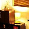【木製でおしゃれ!】寝室のデスクに置ける、木目調デスクライトは?