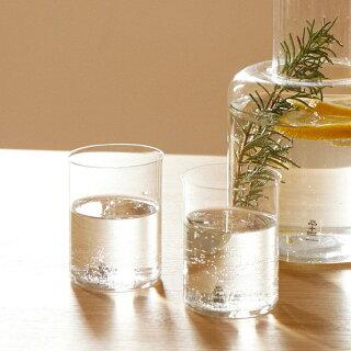SKRUF Ponny Drinking Glass グラス 2個セット