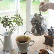 ポイント ドリップ コーヒーポット コーヒー テイスト ステンレス キッチン おしゃれ バレンタインデー プレゼント