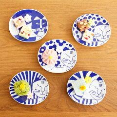 Lisa Larson リサ・ラーソン リサラーソン ごのねこ 豆皿 皿 食器 ネコ 猫 マイキー キッチン ...