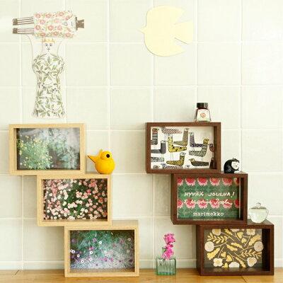 【レビュー記入で値引きあり】フォトフレーム 写真立て 写真 雑貨 木製 複数 3枚 壁 壁掛け ス...