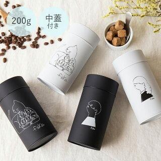 コーヒー缶 fika