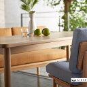 【メーカー直送品】SIEVE シーヴ fluff dining table Msize フラッフ ダイニングテーブル Mサイズ SVE-DT005M【テーブル 机 リビング ダイニング 木製 ブラウン ナチュラル シンプル モダン 北欧 おしゃれ 新生活】