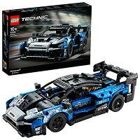 レゴ LEGO テクニック マクラーレン セナ GTR(TM) 42123 レゴブロック レゴテクニック スポーツカー 車 おもちゃ