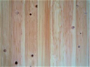 桧羽目板 アウトレット木材 天井板 壁板 2セット以上で5%OFF さざなみ仕上げ 約950×90×10 節 20枚:0.5坪 送料込(一部除く)