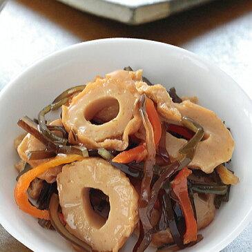 ギフト 佃煮 ちくわと昆布の煮物250g《思いやり堂本便 やさしいおいしさ》 seeds ltd. 広島 通販 seeds&dining