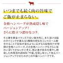 牛醤ハンバーグ お歳暮 ギフト 冷凍 お取り寄せ 送料無料 格之進 (10個セット) 国産 牛肉 白金豚 無添加 3