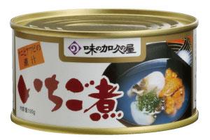 いちご煮180g缶【味の加久の屋】10P26Mar16