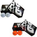 2パック(12球)以上で送料無料 ゴルフボール ブレイクスルー飛  非公認球 6個入り 驚愕!飛距離20%アップ夢の300ヤード可能!?