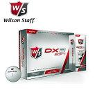 ウィルソンDX2ソフト12個入り世界で一番柔らかいボールコンプレッション29!【あす楽対応】