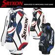 2016新製品 ダンロップ日本正規品 SRIXON スリクソン スポーツモデル キャディバッグ GGC-S113