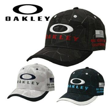オークリーゴルフ OAKLEY BG PT CAP ゴルフキャップ 2019秋冬モデル 912224