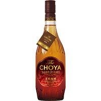 チョーヤ梅酒 The CHOYA Aged 3Years (三年熟成)