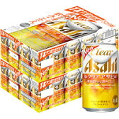 【2ケースパック】アサヒ クリアアサヒ 350ml×48缶 350ML*48ホン 1セット