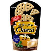 グリコ 生チーズのCheeza カマンベールチーズ仕立て 40G 1個