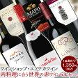 ワインショップ・エノテカワイン 肉料理に合う世界の赤ワイン6本セット (赤6本) 750ML*6ホン 1セット 【ワインセット】