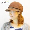 アーノルドパーマー・キャスケット☆ウール素材のシンプルで雰囲気が出る帽子
