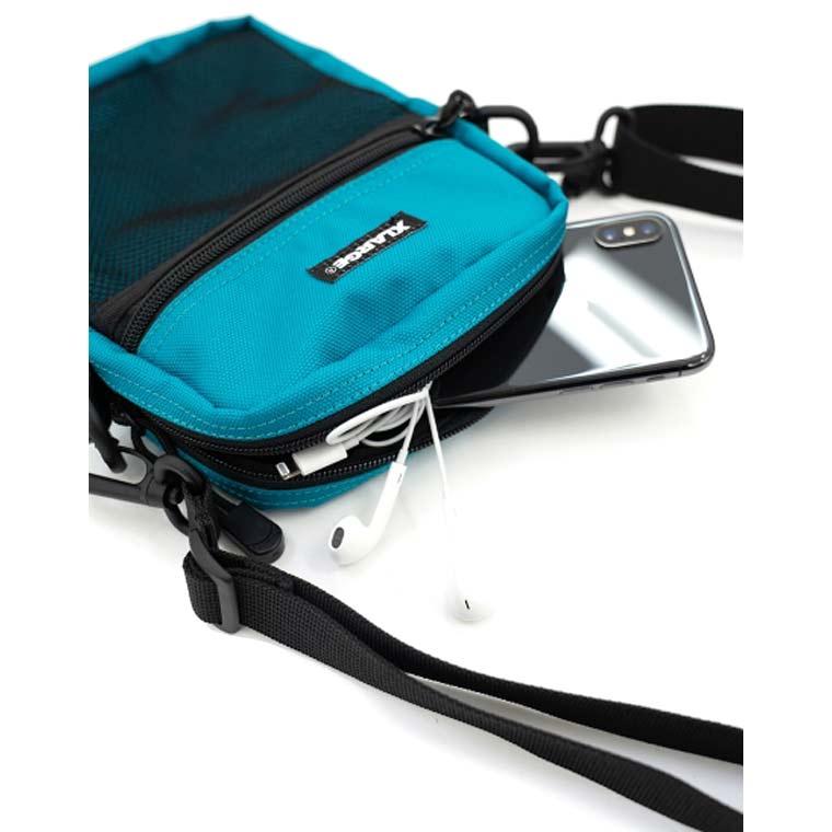 XLARGE エクストララージ ショルダーバッグ【PATCHED SHOULDER BAG】X-LARGE メンズ 01191002