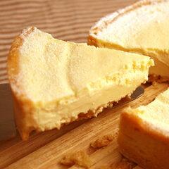 [タルトフロマージュ] ベイクドとレアのいいとこどり新食感チーズケーキ! 滋賀県・ナチュール...