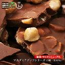 【割れチョコマカダミアナッツシリーズ 500g】(ミルク/ビター/ホワイト/イチゴ/抹茶)(チュベ・ド・ショコラ 割れチョコ チョコレート クーベルチュール )の商品画像