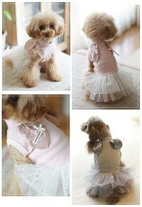 【ドッグウェアー】【犬の服】【犬服】ラビットワンピース