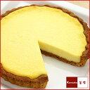 フロマージュブランを贅沢に使用したチーズケーキ!タルトが絶品♪フランスの田舎風焼きチーズ...