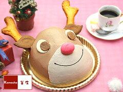 真っ赤なお鼻&にっこり笑顔がとってもキュート♪Xmasパーティーが盛り上がる!★彡クリスマス...