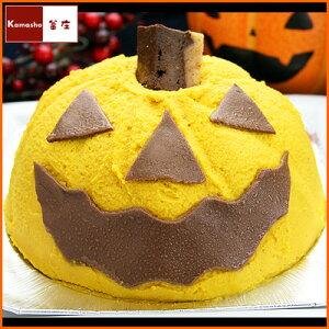 「お菓子をくれなきゃいたずらするぞ!」ポクポク栗かぼちゃで仕上げた8層のゴージャスなケーキ...