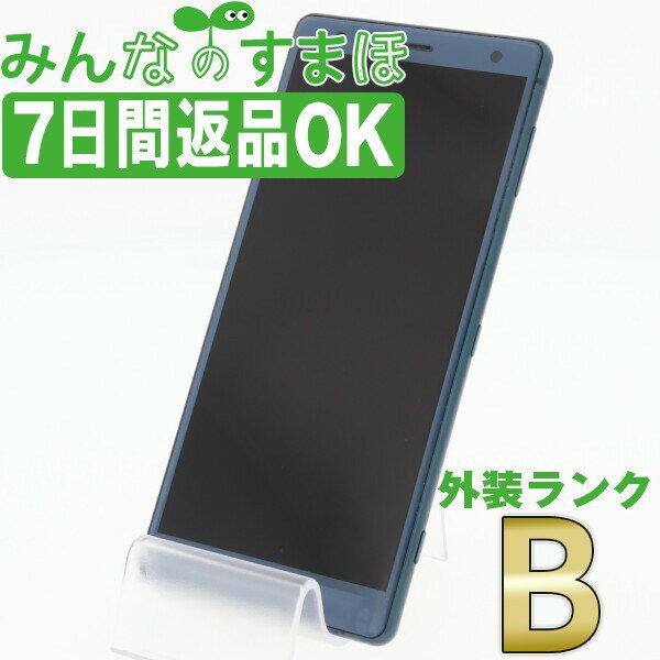 スマートフォン・タブレット, スマートフォン本体  SO-03K Xperia XZ2 Deep Green SIM so03kdg7mtm