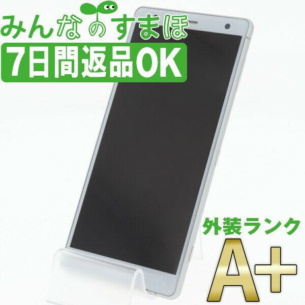 スマートフォン・タブレット, スマートフォン本体  SO-03K Xperia XZ2 Liquid Silver SIM so03kls9mtm