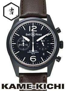 ベル&ロス ヴィンテージ126 カーボンクロノ Ref.BR126-94-SC-10669 ブラック 新品 (Bell...