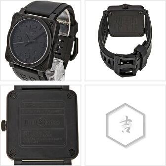 ベル&ロスBR03-92ファントムRef.BR03-92ブラック新品(Bell&RossBR03-92Phantom)【_包装】
