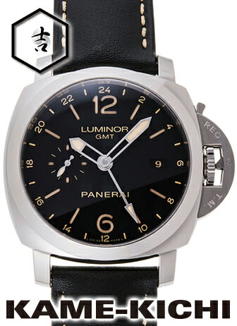 腕時計, メンズ腕時計 35000OFF121 1950 3GMT Ref.PAM00531 PANERAI Luminor1950 3Days GMT Accaio