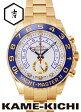 ロレックス ヨットマスターII Ref.116688 新品 ホワイト (ROLEX Yacht MasterII)【楽ギフ_包装】