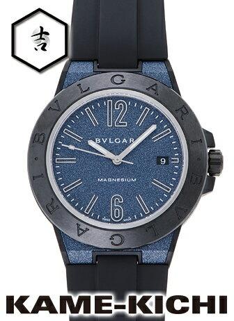 腕時計, メンズ腕時計 35000OFF121 Ref.DG41C3SMCVD BVLGARI Diagono Magnesium